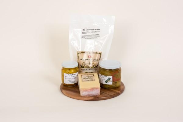 Hochmoor-Chäs mit Süss-Saurem